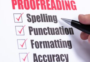 3255I can accurately proofread and edit your project.
