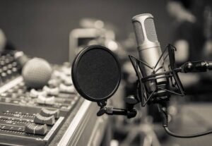I will record a professional English male voice over
