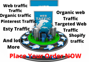 3352I will drive 25 days of organic keyword targeted search engine traffic