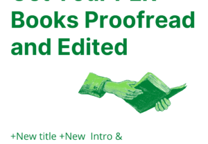 4448Complete PLR Book Proofreading & Editing
